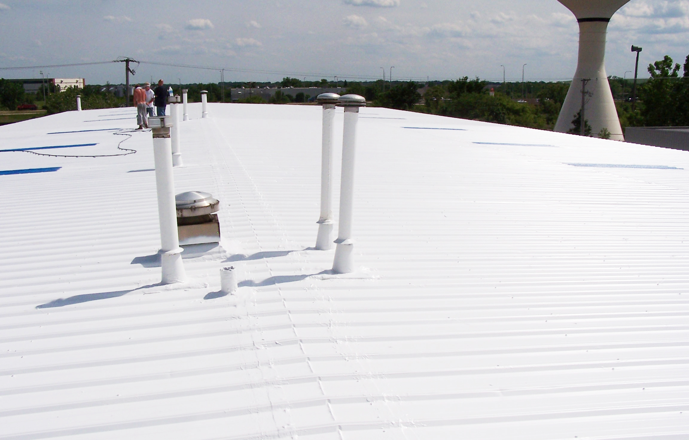 Roof Restoration Solution One Roof Management