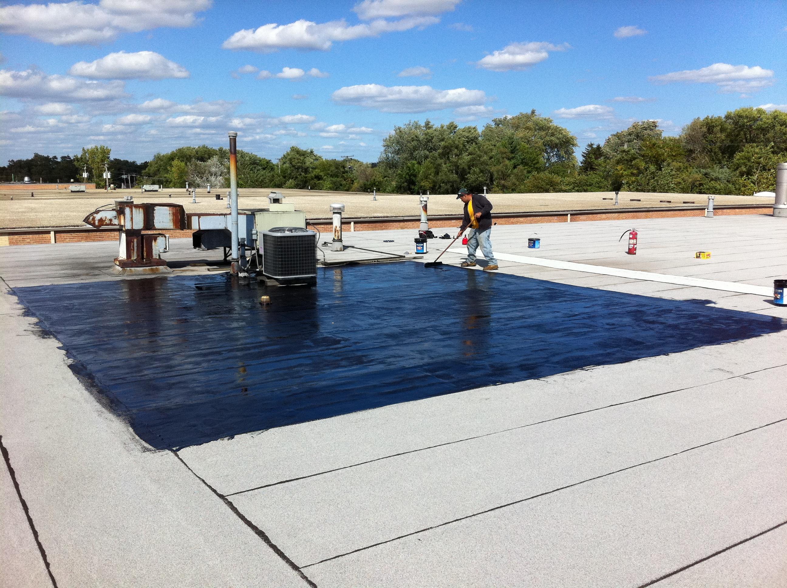Roof Restoration Solution One Roof Management